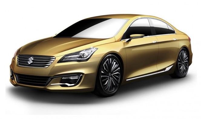 Shanghai 2013 : Suzuki Authentics Concept