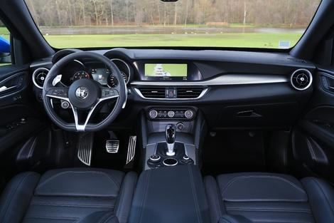 Alfa Romeo : nouvelle finition sportive pour le Stelvio