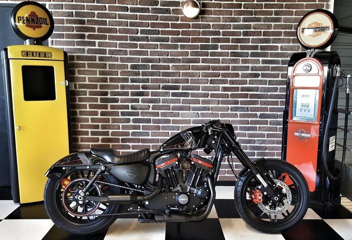 La concession Harley-Davidson Nantes change de direction