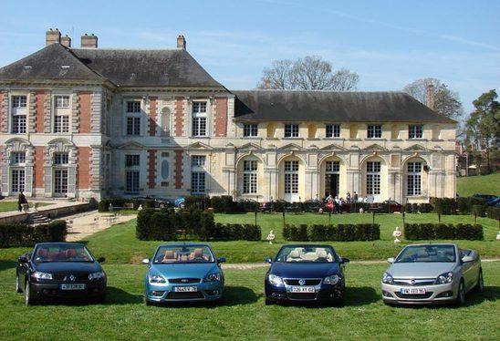 Ford Focus Coupé Cabriolet : Que-vaut-elle face à ses rivales ?