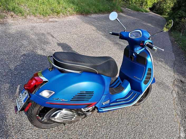 Vespa 300 GTS Supersport