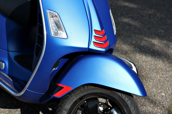 Vespa Piaggio GTS 300 SuperSport