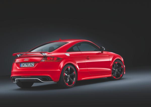 Genève 2012 : Audi TT-RS Plus, avec PLUS de chevaux