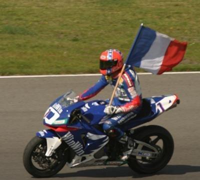 Les sept titres mondiaux français 2006