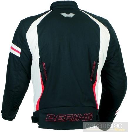 Nouveauté 2011: le blouson Bering Uzy.