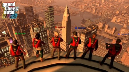 GTA 4 : the ballad of gay tony, le test (interdit -18 ans)