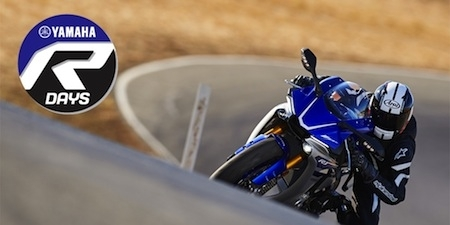 Yamaha R Days : 4 dates en 2016