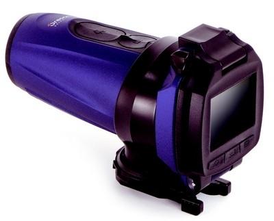 La mini caméra Tecno Globe qui vous suivra partout...