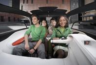 Essai exclusif  - Caradisiac a pris les commandes du Peugeot BB1