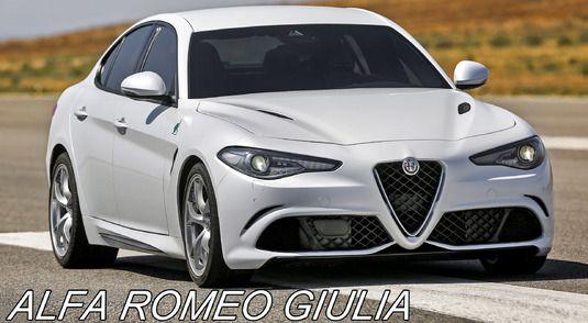Grandes Berlines : retour d'Alfa Romeo, renouvellement des BMW Série 5, Mercedes Classe E, Opel Insignia…