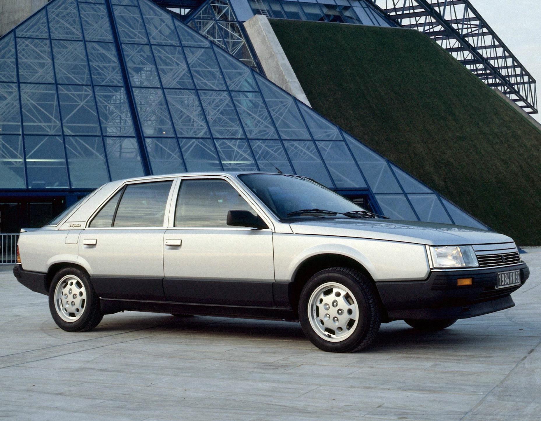 Renault 25 V6 V6 Turbo 1985 1992 Roulez Mitterrandien A Partir De 2 000