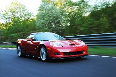 Corvette ZR1 sur le Ring': les photos officielles
