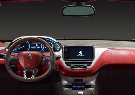 Peugeot 2008 par Castagna Milano: cossue et chic