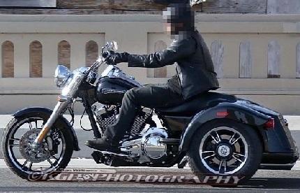 Nouveauté - Harley-Davidson: un nouveau Trike en approche