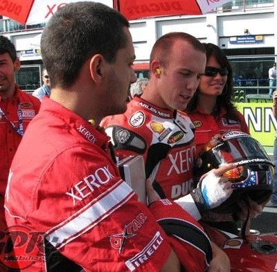 Superbike - Ducati: Roberts a trouvé sa 1098 pour le mondial