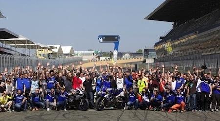 Yamaha Days 2016: roulez avec le GMT94 au Mans et à Carole