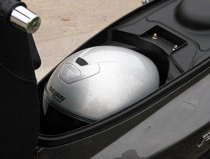 Nouveauté 2007 : Scooter SYM HD 200 EVO