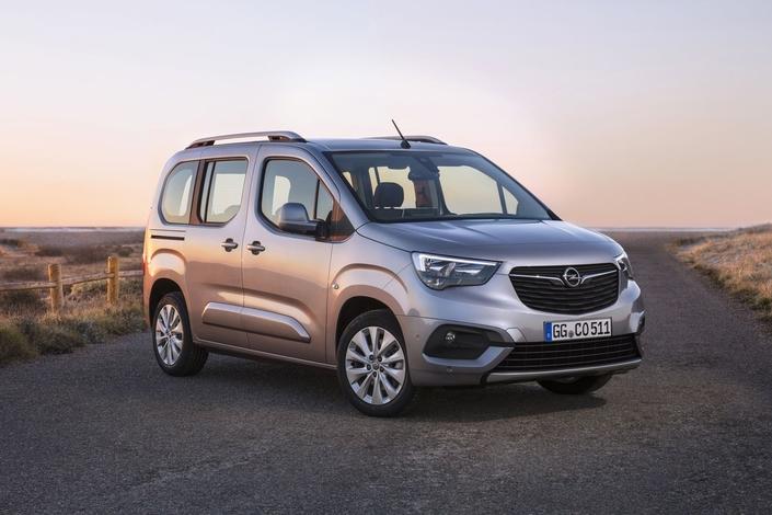 Nouvel Opel Combo Life : de Fiat à PSA