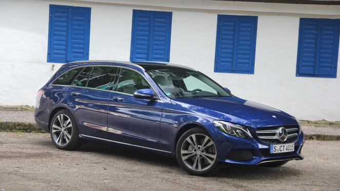 Essai vidéo - Mercedes Classe C break : l'utilitaire 4 étoiles
