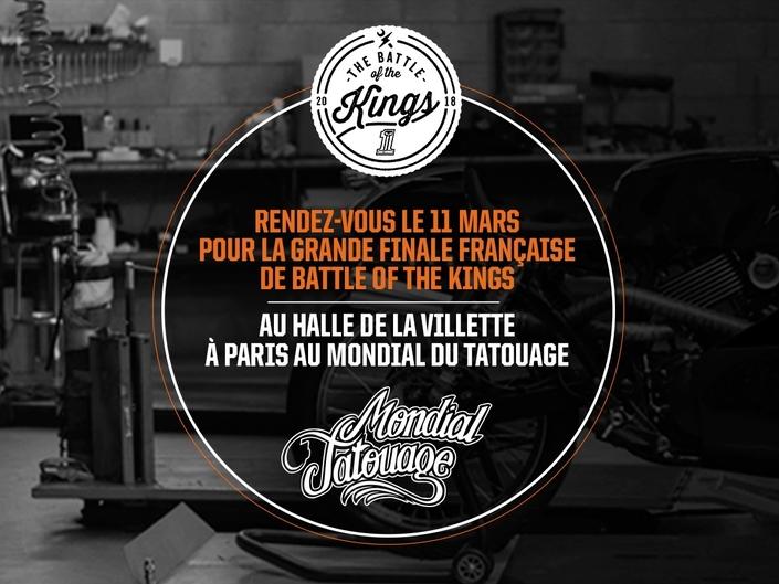 Harley-Davidson, Battle Of The Kings: le millésime 2018 se mondialise