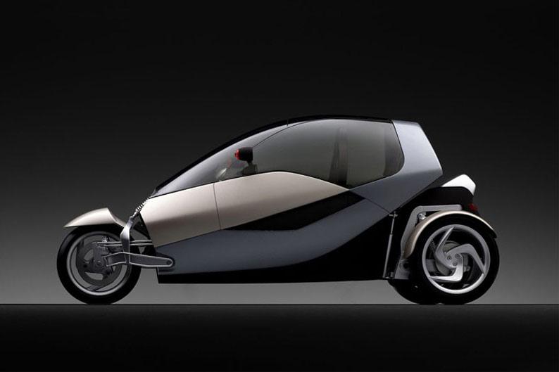 clever le v hicule trois roues intelligent. Black Bedroom Furniture Sets. Home Design Ideas