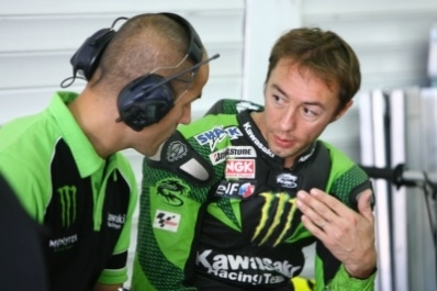 Moto GP - Kawasaki: Olivier Jacque trace la voie