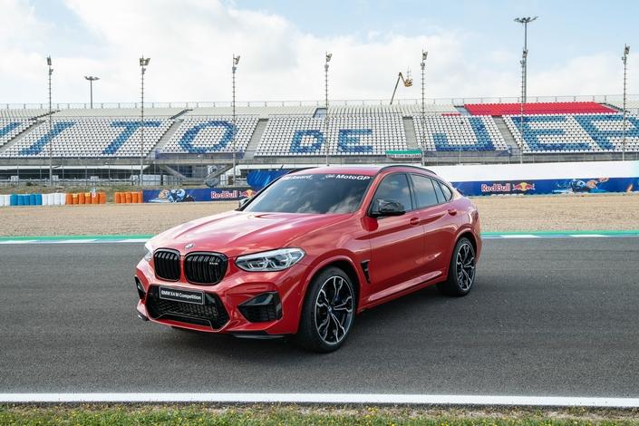 Voici la BMW que vont se disputer les champions du MotoGP