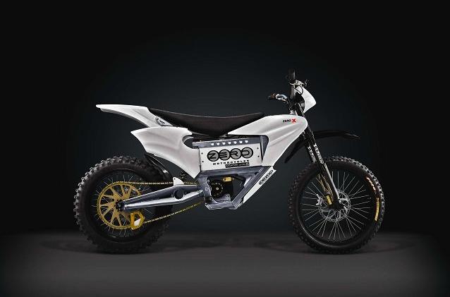 Prix de la Moto électrique de l'année 2009 : la Zéro X rafle la mise
