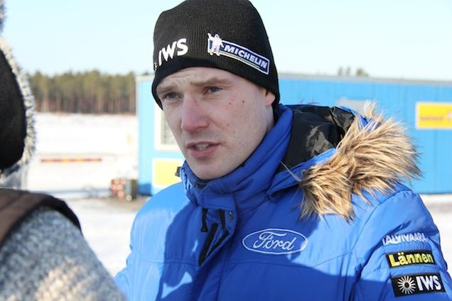 WRC-Suède, Jour 2: Latvala ne perd pas le nord !