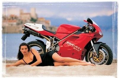 Moto & Sexy : ça faisait longtemps (partie 2)