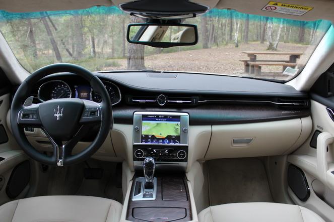 Essai vidéo - Maserati Quattroporte GTS : limousine sportive