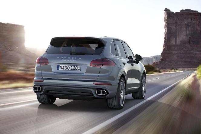 Mondial de Paris 2014 - Porsche présente un Cayenne restylé profondément évolué