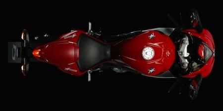 Nouveauté 2012, MV Agusta F3 675: ça va faire mal