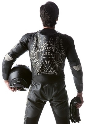 Combinaison Dainese Tattoo, comment dire...