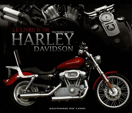 id e cadeau livre d or harley davidson en 455 pages. Black Bedroom Furniture Sets. Home Design Ideas