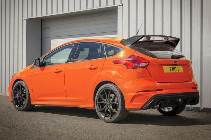 La Ford Focus Rs Prendra Sa Retraite En Avril