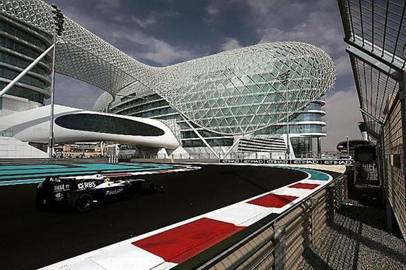 F1 GP d'Abu Dhabi - Essais libres : les McLaren devant un Button libéré