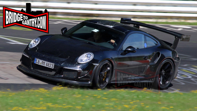 Surprise : la Porsche 911 GT3 RS sans turbo