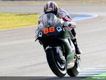 Moto GP - Ducati: Frein arrière spécial pour Canepa