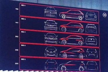 La future Seat Ibiza esquissée