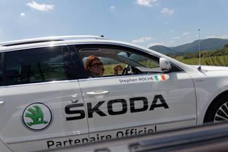 Tour de France 2014 - Caradisiac a passé une journée en auto devant les coureurs