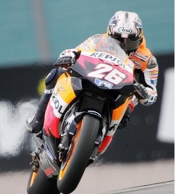 Moto GP: Pedrosa, l'Homme à battre en 2007 ?