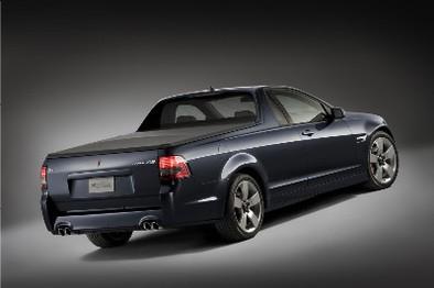 Pontiac G8 ST: quésako?