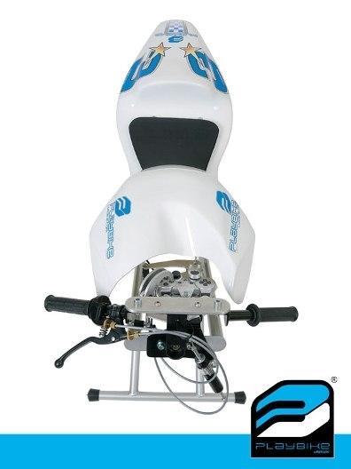 Playbike: simulateur moto