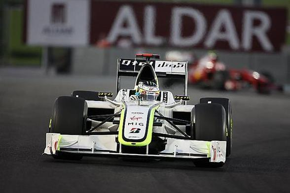 GP d'Abu Dhabi : Vettel inaugure, Webber et Button assurent le spectacle