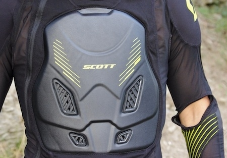 Essai Scott Softcon: un gilet tout en confort et en protection