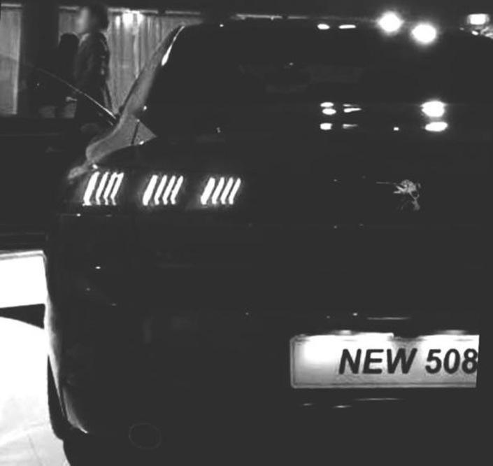 Peugeot lève le voile sur la nouvelle 508