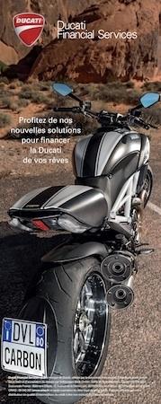 Ducati Financial Service et Volkswagen Bank: ensemble pour les crédits