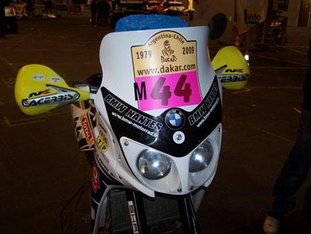 Interview : Hugo Payen sera au Dakar 2009