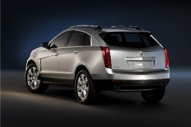 Cadillac SRX 2010 & CTS Sport Wagon: officiels!
